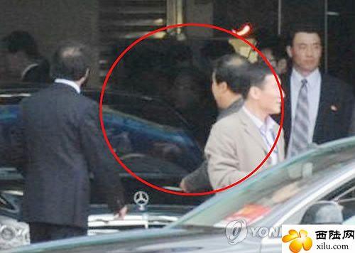 金正日访扬州礼宾车超60辆